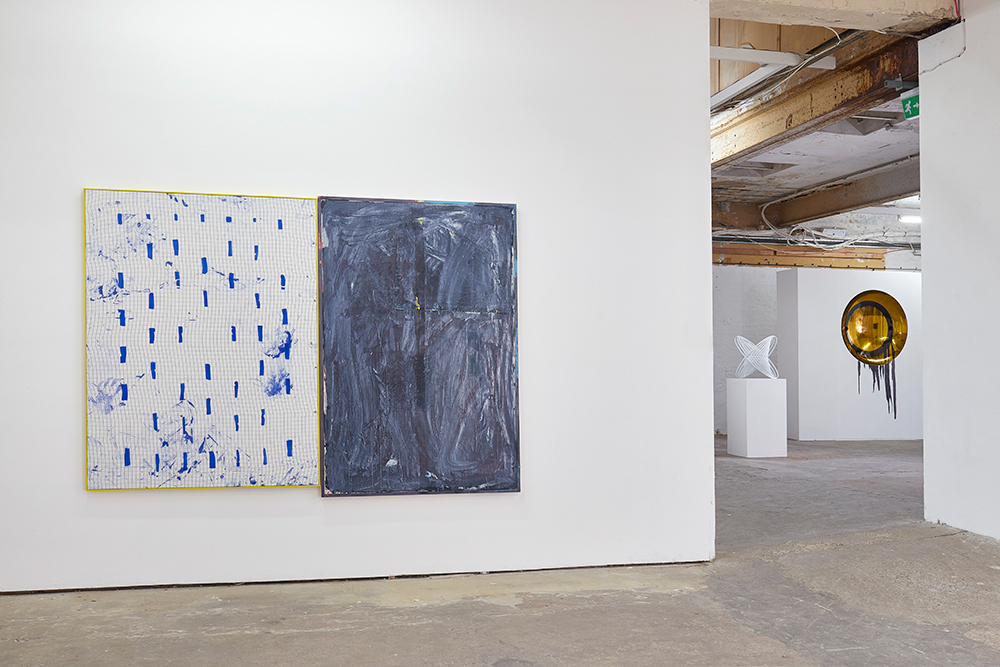 Nika Neelova, Artist Rooms Installation View, 2017. Photo credit: Barney Hindle