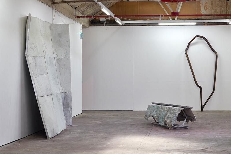 Nika Neelova \ (Artist Rooms Installation View, 2017) Photo: Barney Hindle