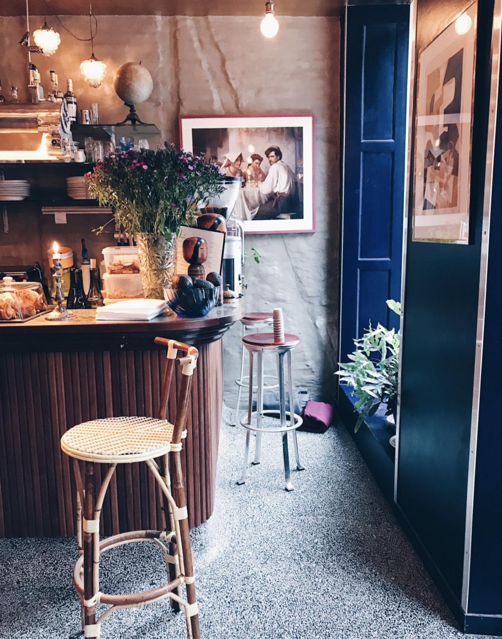 4. Les Voyageurs - Holdbergsgade 9, 1057 Copenhagen