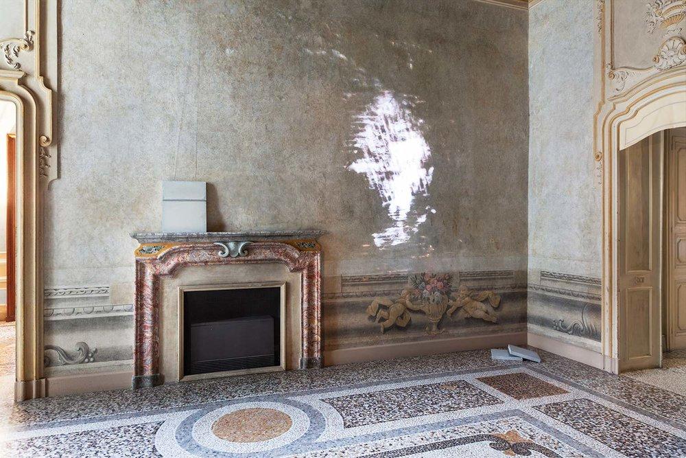 Johanna Von Monkiewitsch \ Sotoportego de la Feratola, Venice, 2016  Berthold Pott Gallery, Cologne   DAMA 2018