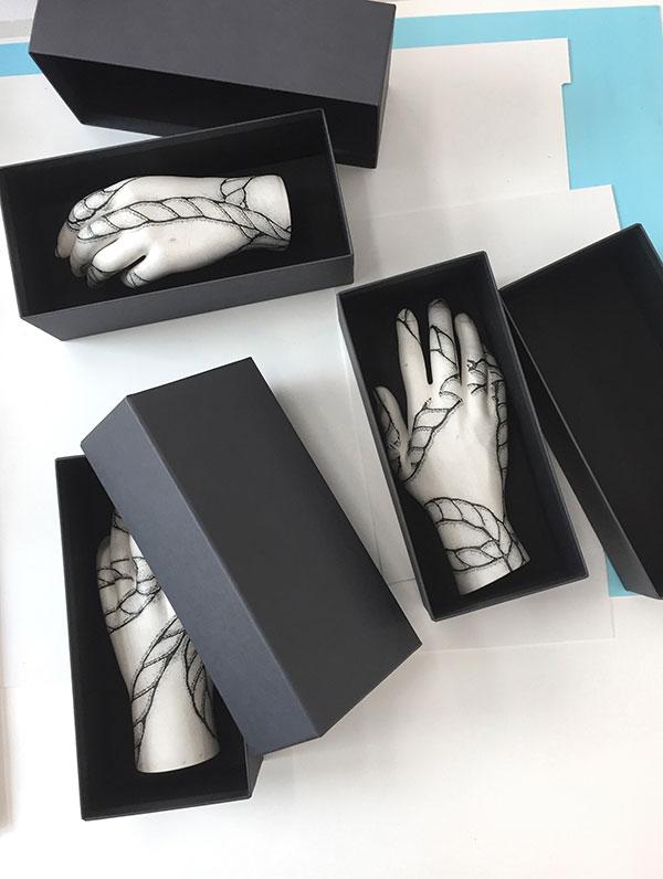Anne Neukamp's Capsule Edition for Collecteurs © Collecteurs