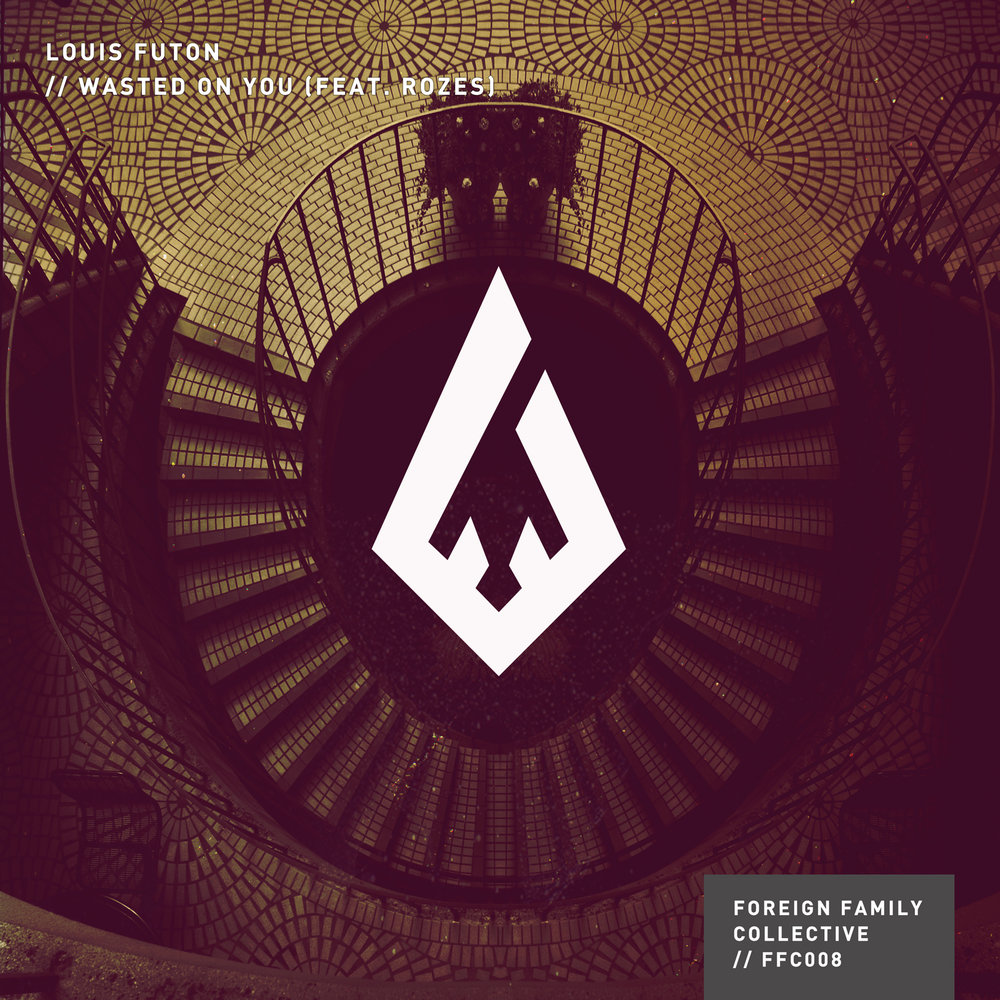 """<p class=""""sid"""">FFC008</p><p>LOUIS FUTON - """"Wasted On You (feat. ROZES)""""</p>"""
