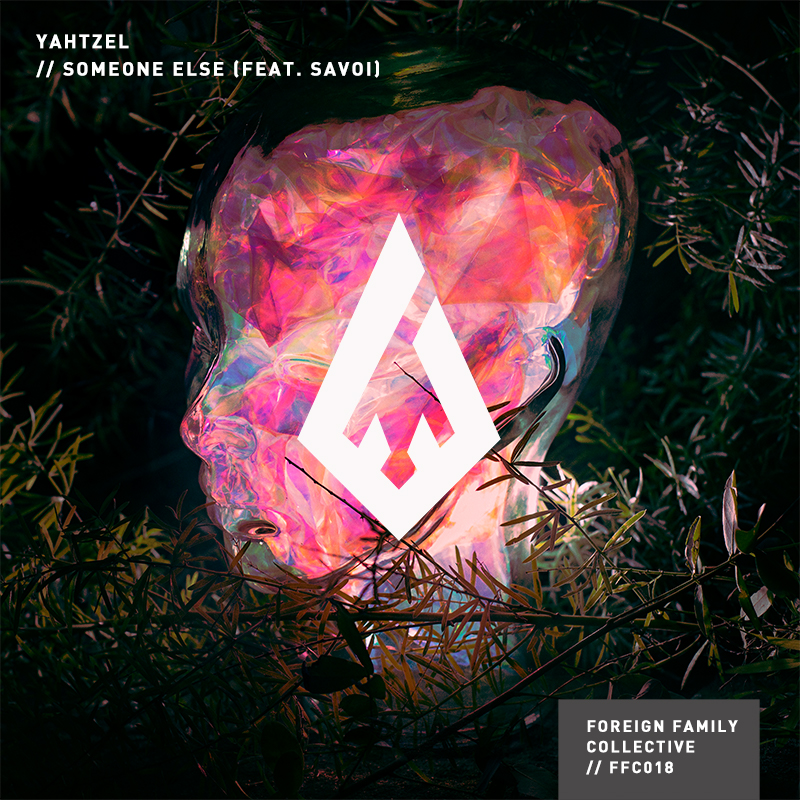 "<p class=""sid"">FFC018</p><p>YAHTZEL - ""Someone Else (feat. Savoi)""</p>"