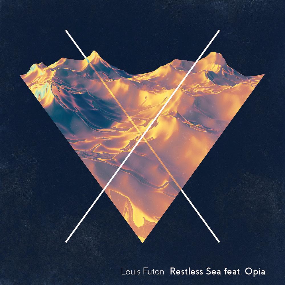 "<p class=""sid"">FFC021</p><p>LOUIS FUTON - ""Restless Sea (feat. Opia)""</p>"