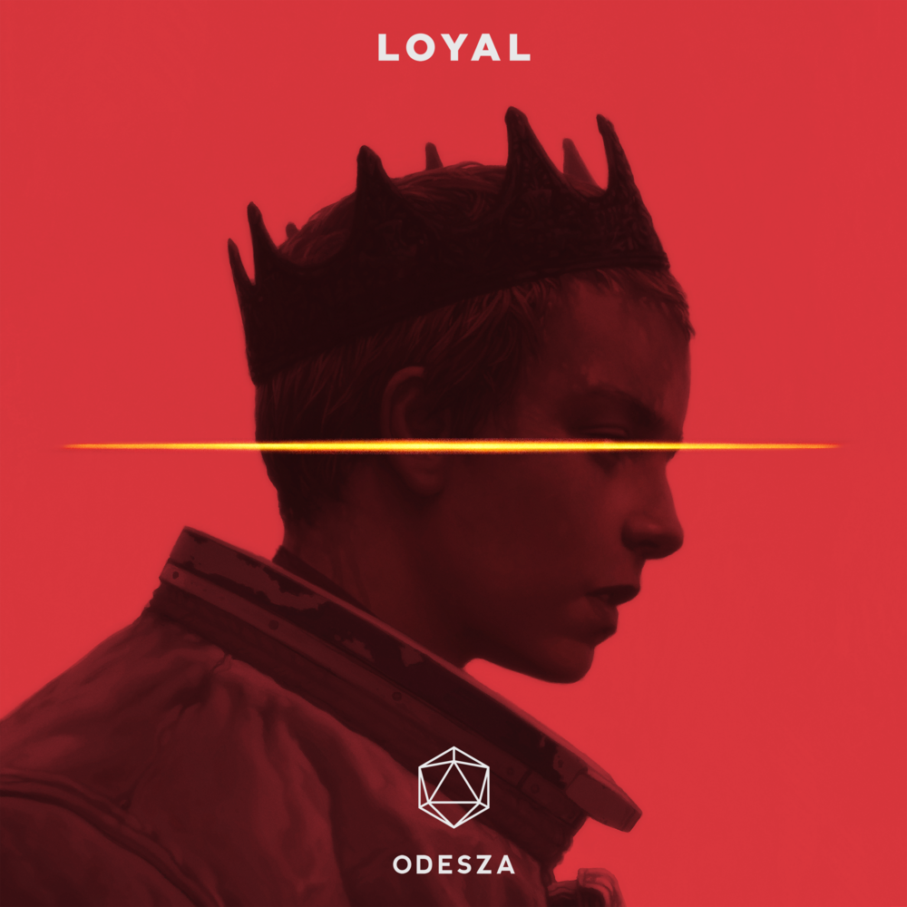 "<p class=""sid"">FFC036</p><p>ODESZA - 'LOYAL'</p>"