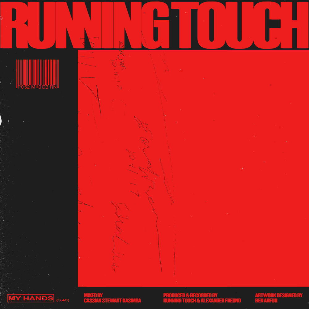 """<p class=""""sid"""">FFC038</p><p>RUNNING TOUCH - """"My Hands""""</p>"""