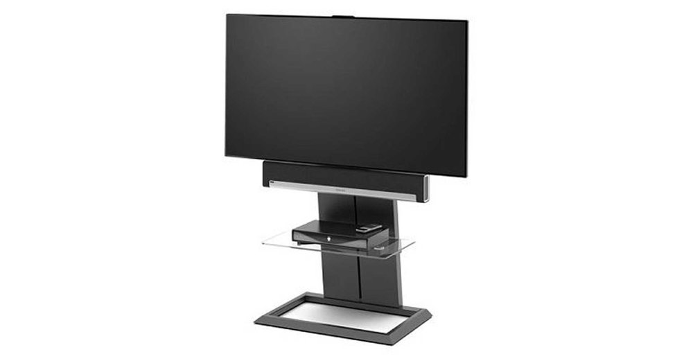BDI-Totem-Television-Stand DISCONTINUED LIMITED STOCK