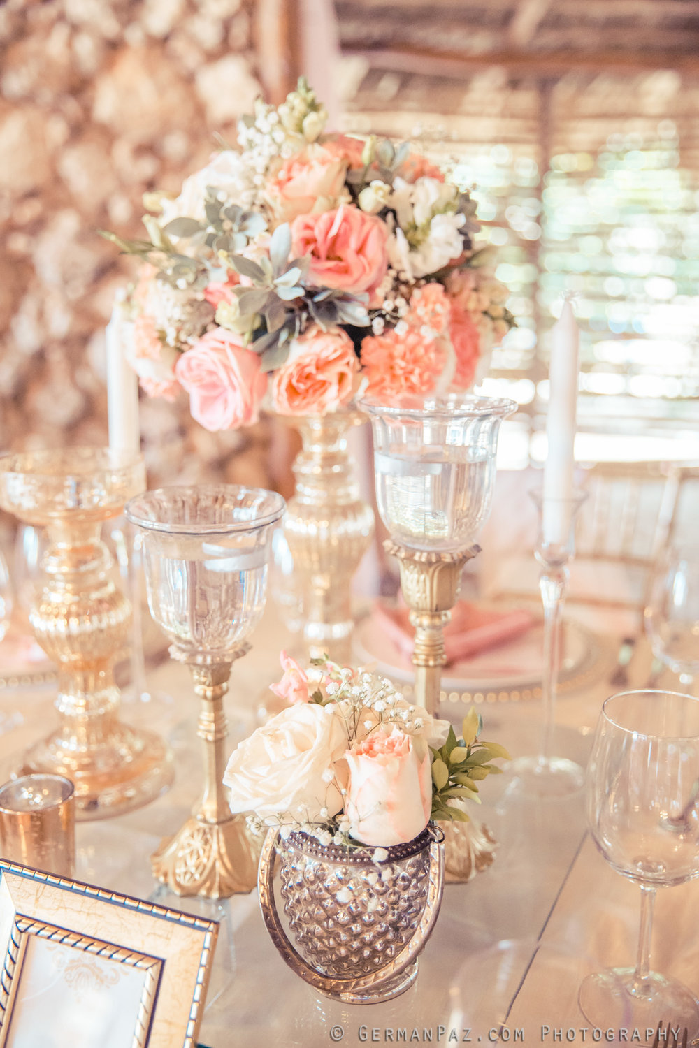 Patricia & Rad, May 22, 2016 Decor by Natalia Roldan Venue: Huracan Cafe Photo by  German Paz