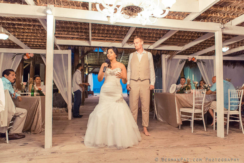 Janeth & Paul, June 20, 2015 Venue: Huracan Cafe by Mayte and Nati Photo by  German Paz