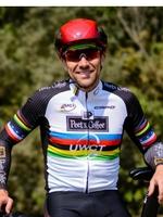 Dan Martin, World Champion Cyclist