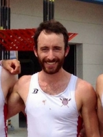 Anthony Fahden, US Olympic Rower