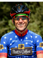 Kevin Metcalf, National Champion Cyclist