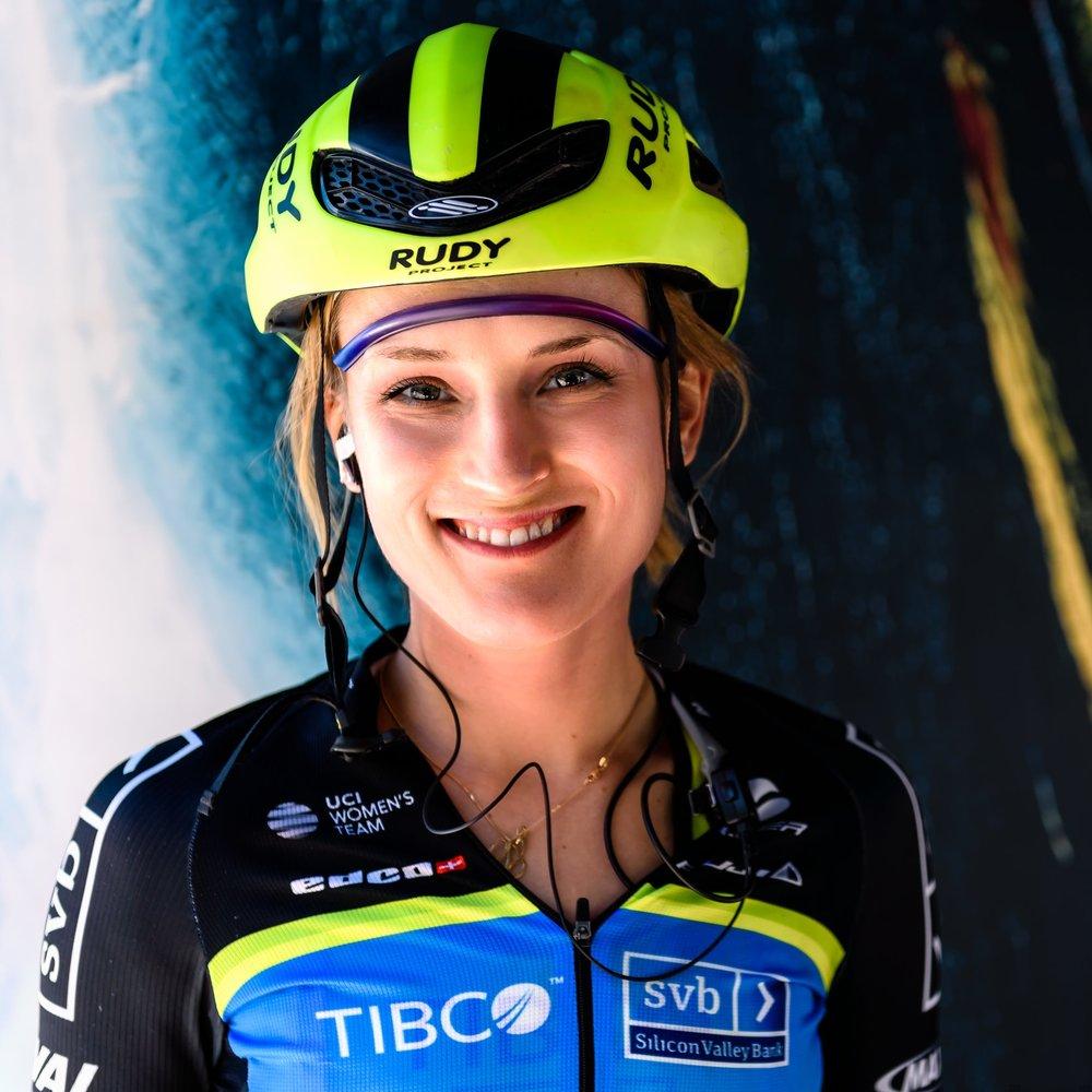 Lex Albrecht Team Tibco SVB