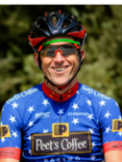 Kevin Metcalf, Nat'l Champion Cyclist