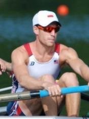 Tyler Nase, US Olympic Rower