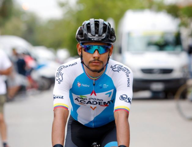 Edwin Avila Vanegas - Pro Continental Team Israel Cycling Academy -  Edwin is a former Colombian national road champion and two-time points race world champion on the track.  He took up road racing four years ago and spent the last two seasons with US Continental Team Illuminate before moving to Israel Cycling Academy this year.  He competed in team pursuit at the 2012 Olympic Games and continued racing on the road with the Colombian national team.  He upended the Colombian championships in 2016 when he beat Sergio Henao, Nairo Quintana and a host of other WorldTour riders for the victory.