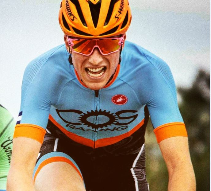 Andrew Scott - Princeton University Cycling Team - The Princeton University Cycling Team is a collegiate road and mountain team racing in the ECCC. Andrew is the current Individual Time Trial U23 Champion in the New England Region. He finished 11th in the Beaumont de Pertuis – Critérium d'hiver in Beaumont, France in the DN1/2 category. Andrew will continue the rest of the season racing for a French team this spring.