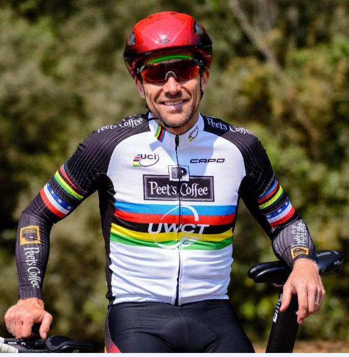 Dan Martin - Peet's Coffee RacingWorld Champion Cyclist