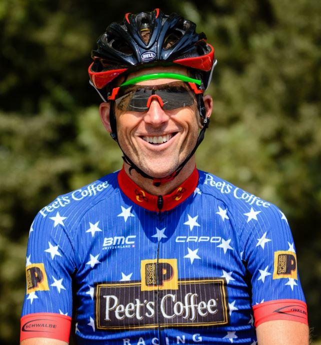 Kevin Metcalf - Peet's Coffee RacingUS National Champion Cyclist