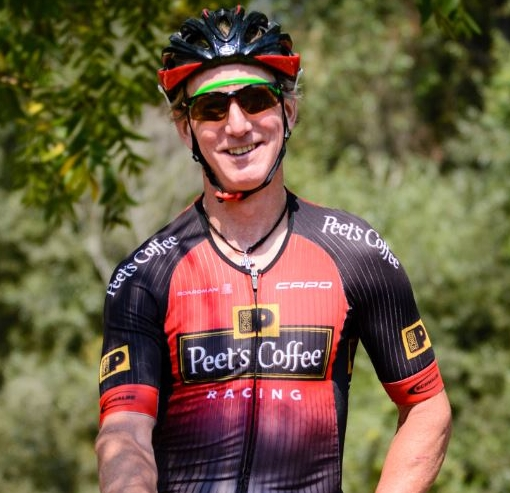 Michael O'Rourke - Peet's Coffee RacingNational Champion Silver Medalist