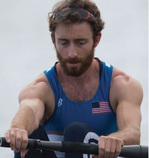 Anthony Fahden - US Olympic RowerWorld Championship and World Cup Medalist9-time US National Team Member
