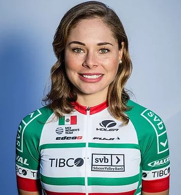 Ingrid Drexel - Team TIBCO-SVB - Double Mexican National Champion, Ingrid combines talent with strong teamwork ability. An all-around rider, Ingrid will be looking to build on her 2017 results.