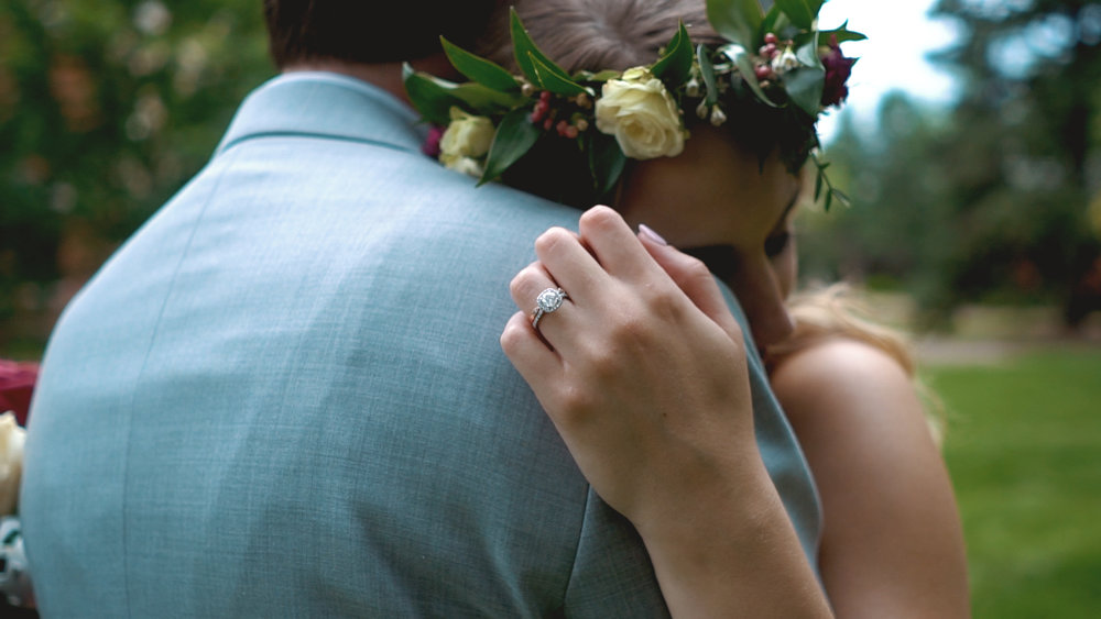 Omaha Wedding Video First Look