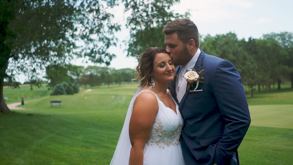 Omaha Wedding Video Frst