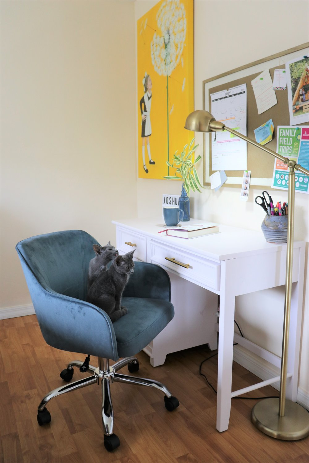 Office Space on a budget, Office DIY, Office Decor, Home Office