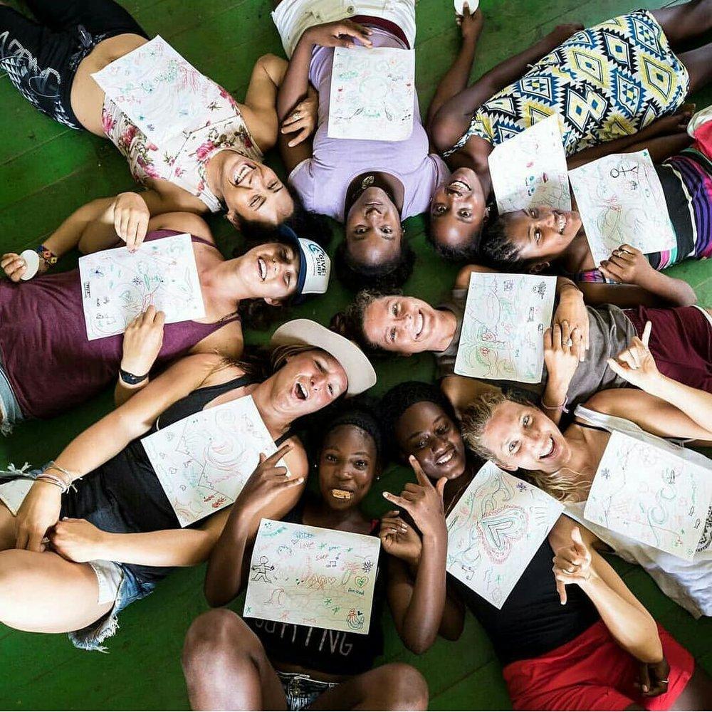 Girl Empowerment - WOMP Program