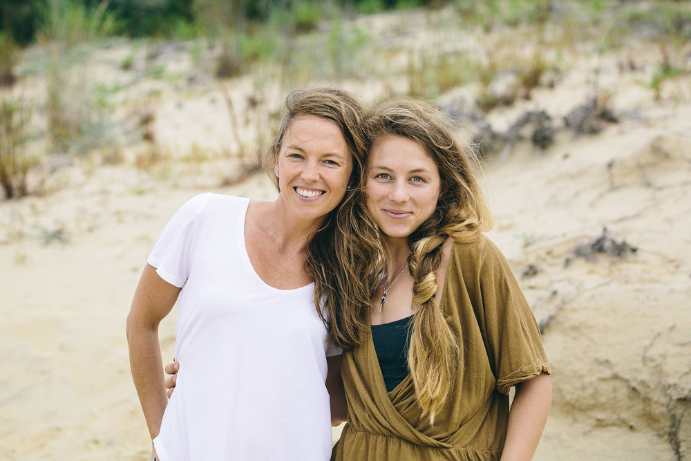 OBX Author and Illustrator for empowering girls surfing book