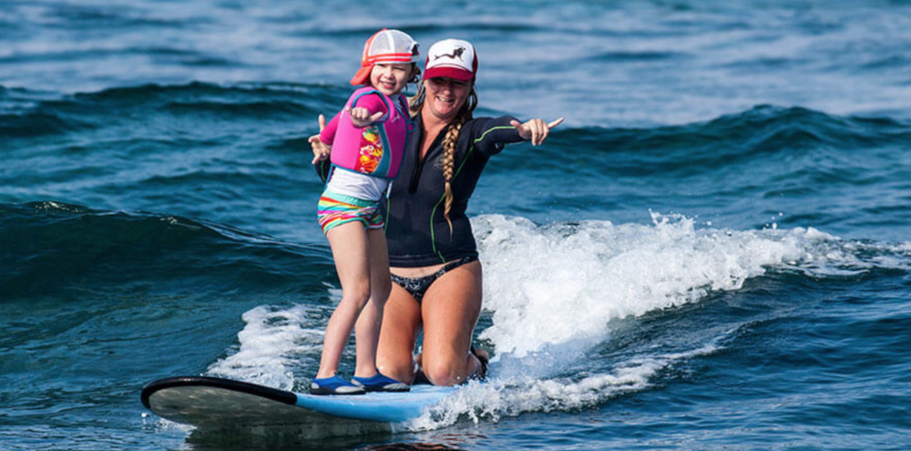 Tandemsurfingwithkids