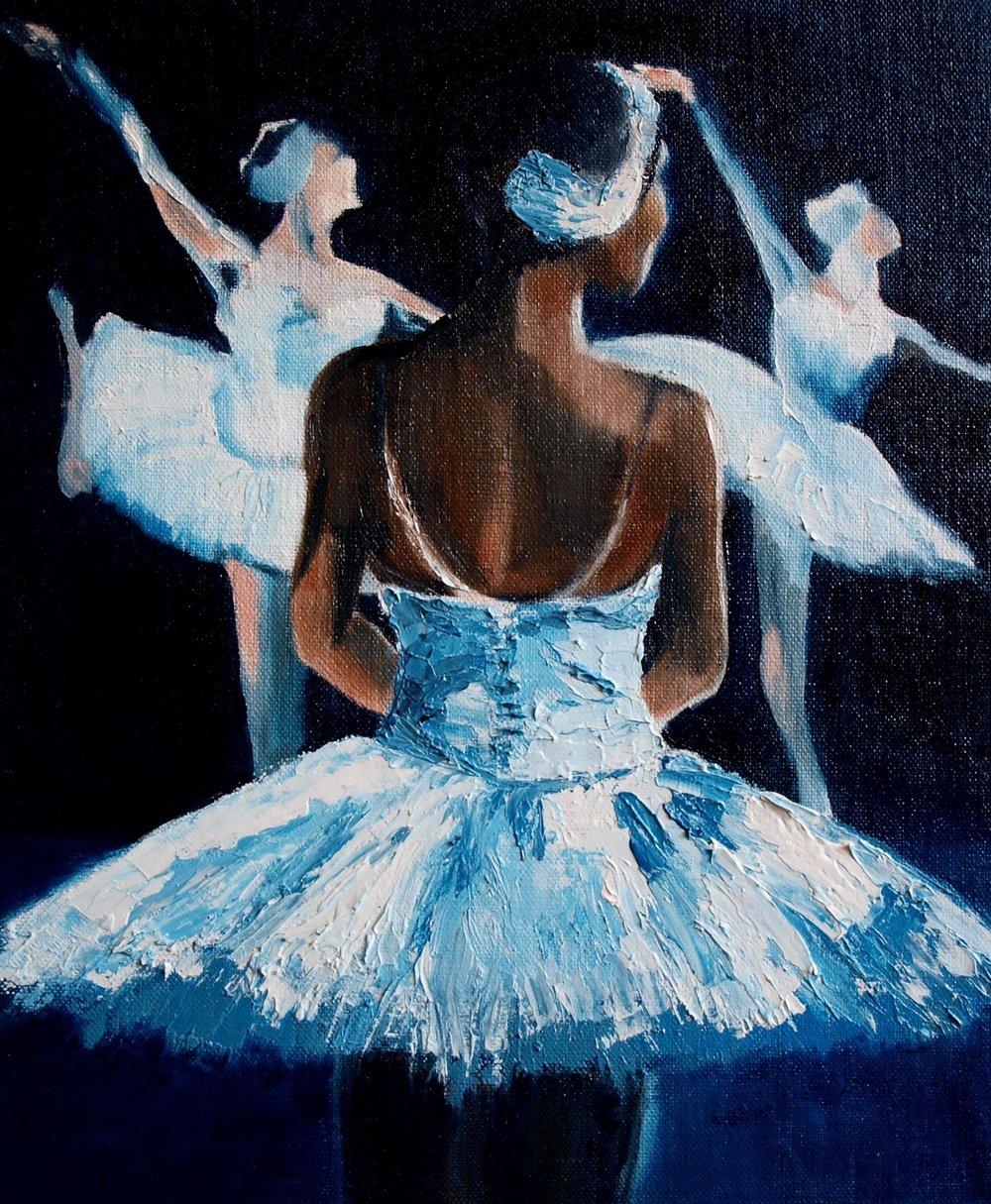 Tribute to Degas