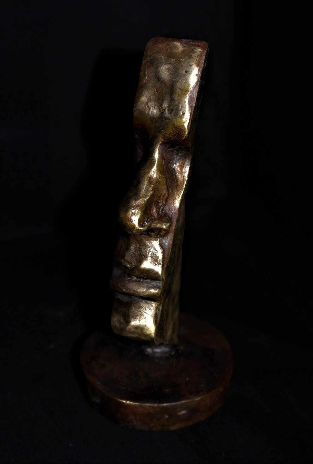 A small piece of me - Bronze