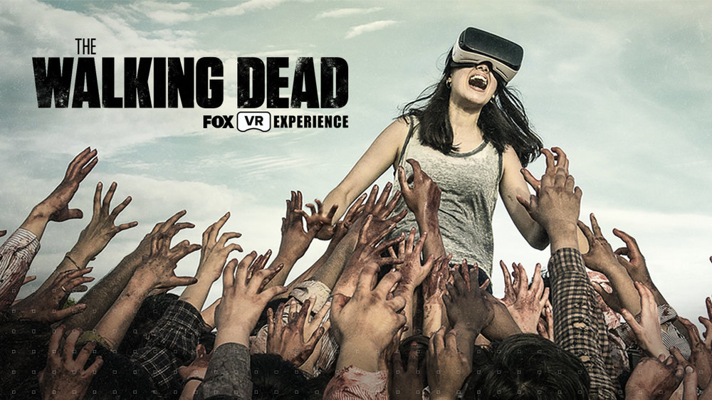 THE WALKING DEAD VR EXPERIENCE  / 2016 / VR