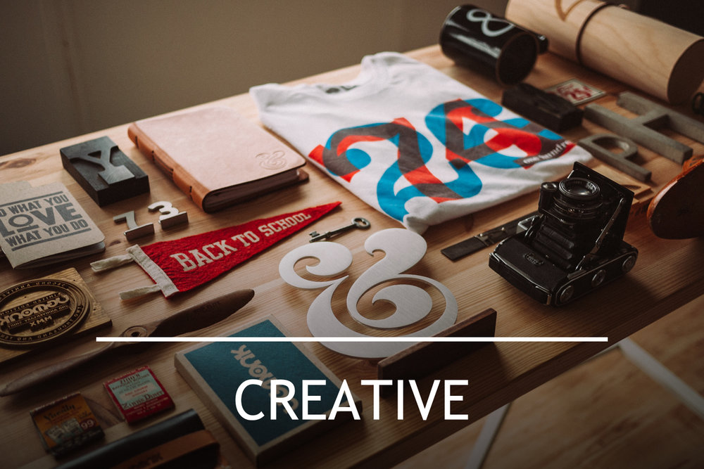CREATIVE THINKING / CONCEPTS / ILLUSTRATION