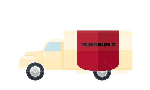 techiekwagen