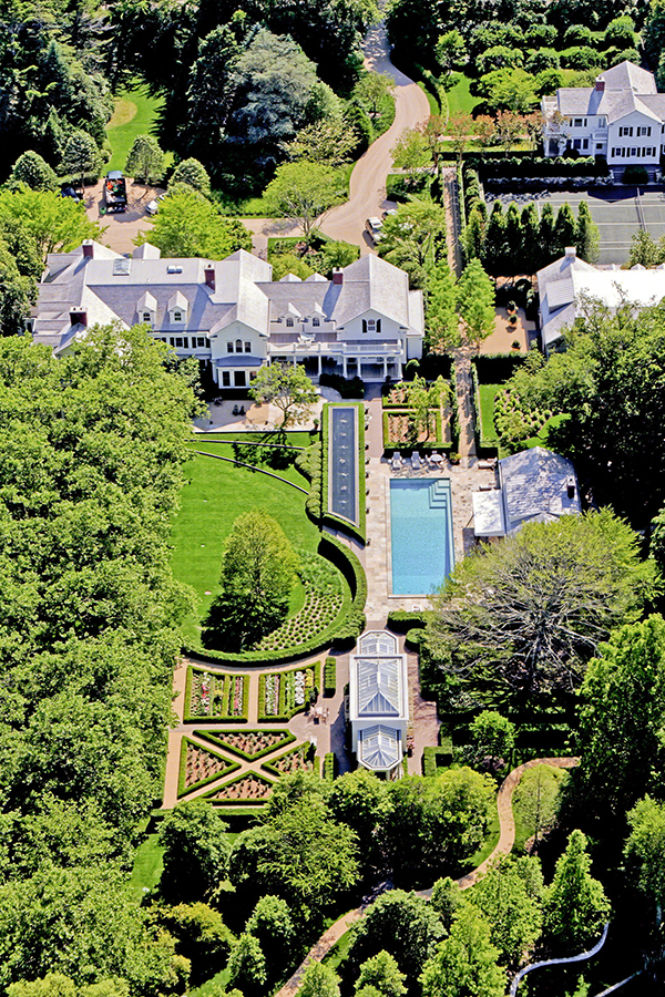 Hamptons |Nueva York   Le deuxième étage de cette merveilleuse propriété au coeur des Hamptons et dédié aux enfants. Couleur et fantaisie.