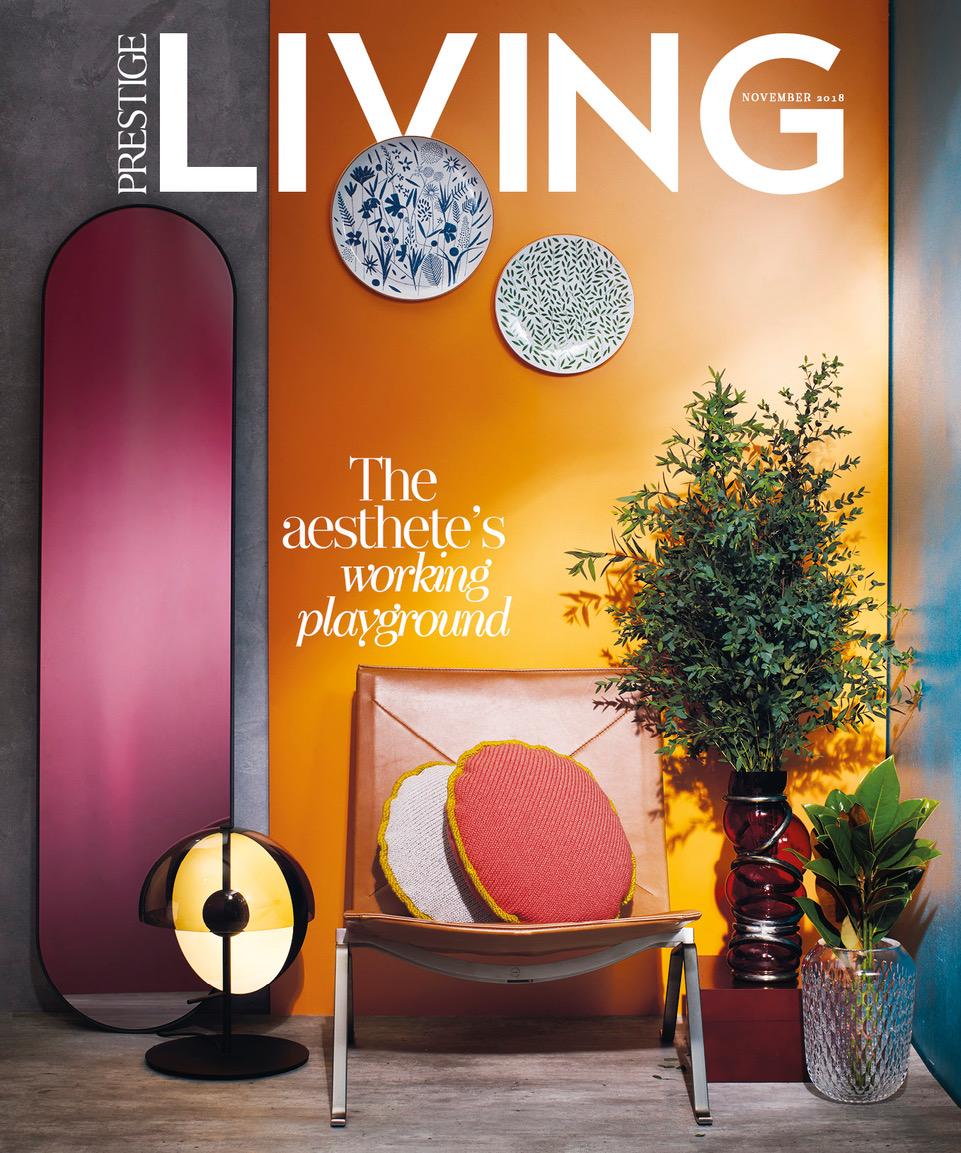 Prestige Living magazine 2018 November