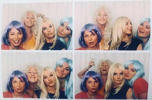 #wigout #gettinwiggywithit  @vallance_l happy birthday sugar 🦋💋