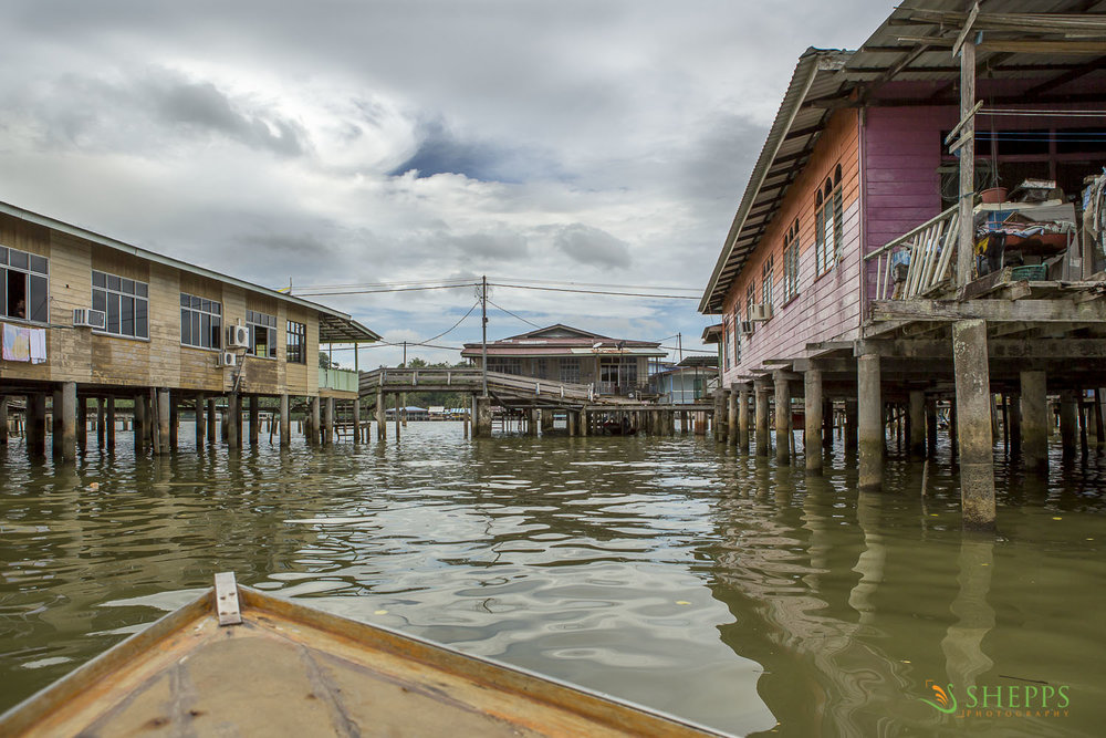Brunei - The Water Village