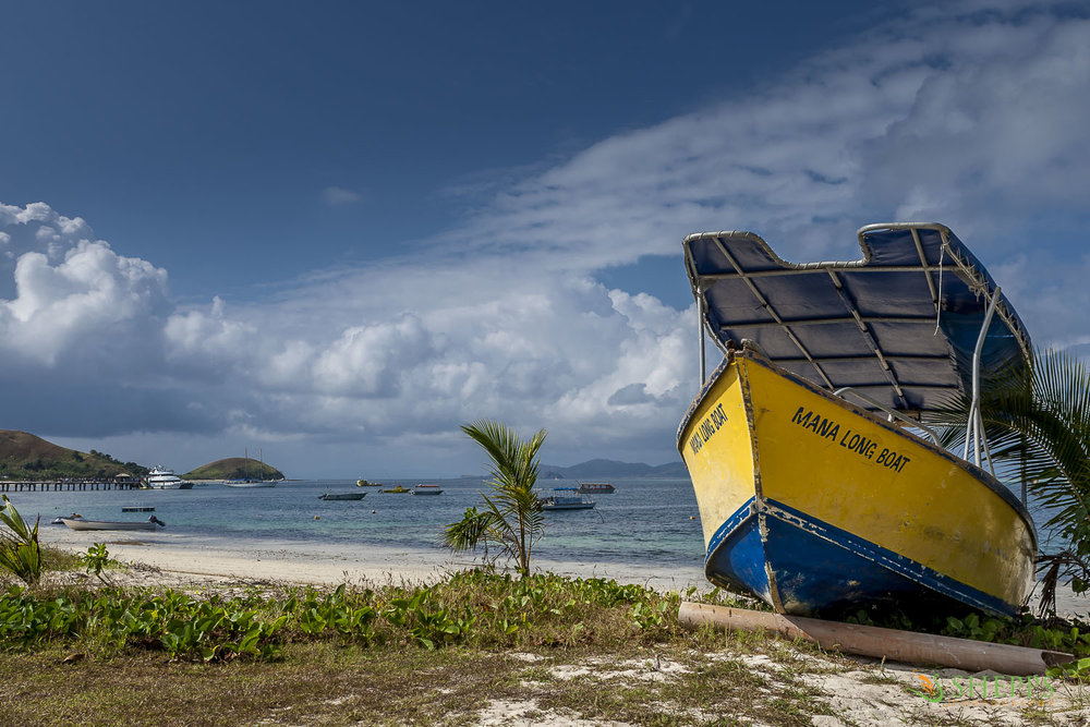 Fiji - Mana Island