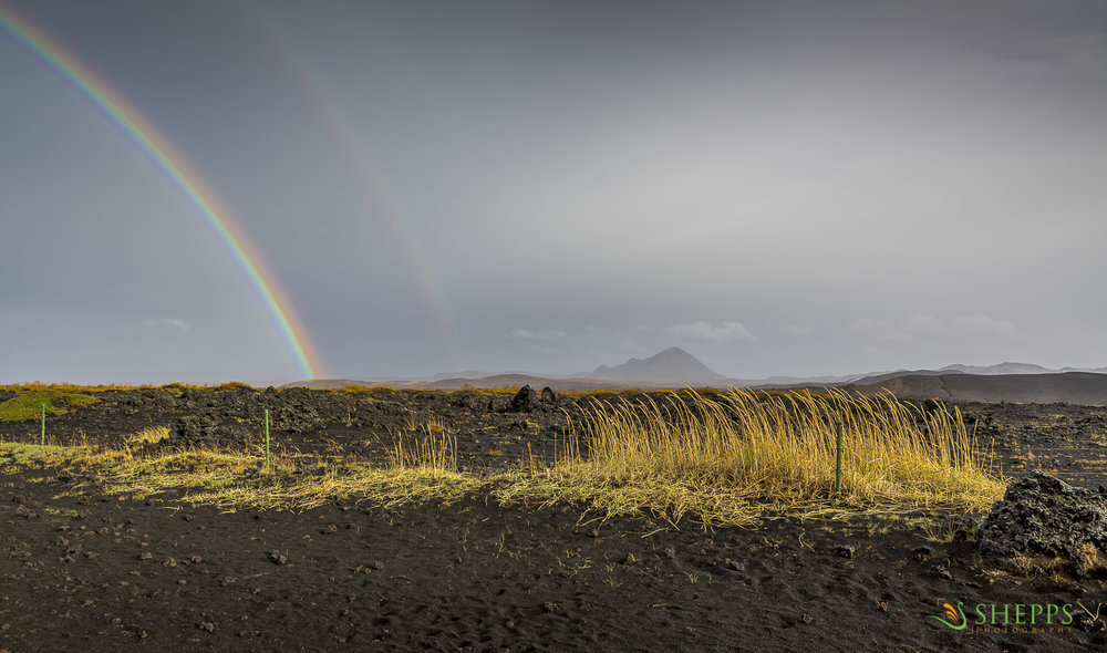 Iceland - Haverfell Crater
