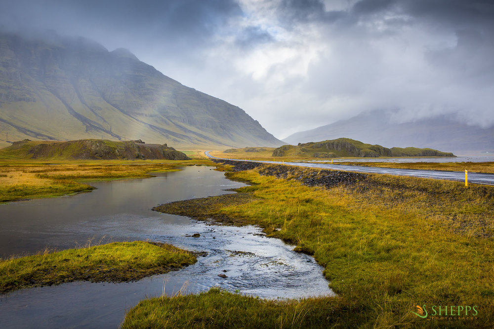 Iceland - Route 1