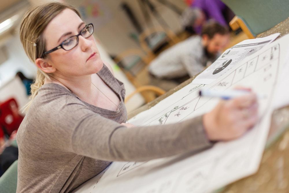 Melissa floorplanning