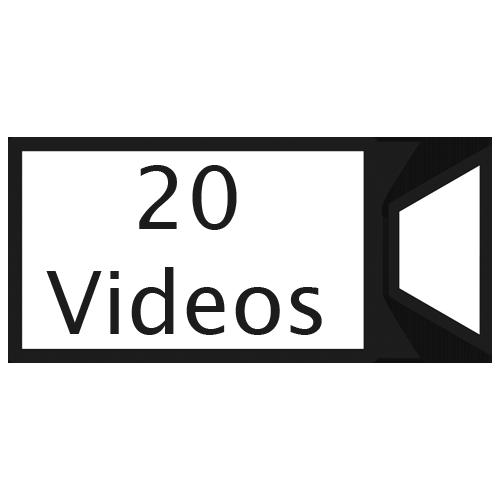 20 Videos