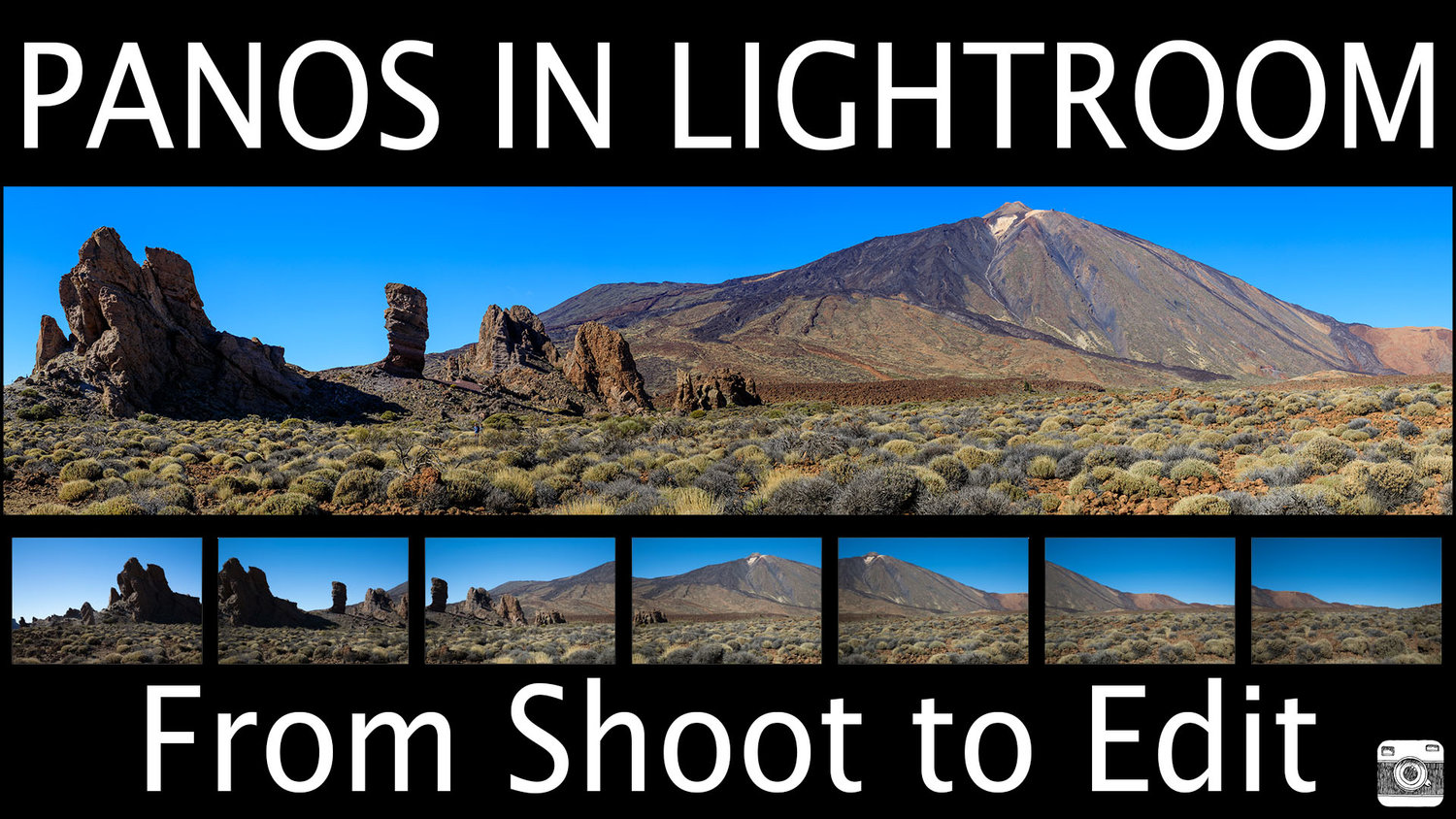 How to Create Panoramas in Lightroom – from Shoot to Edit