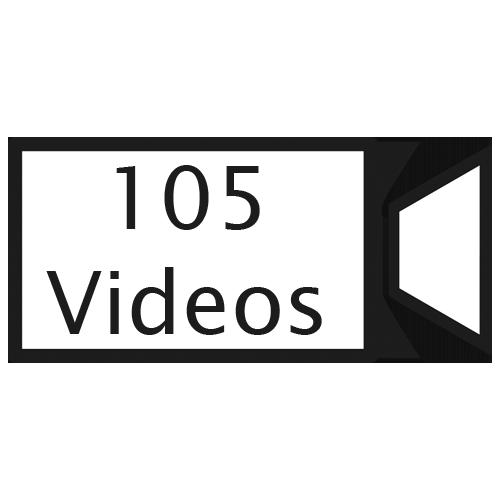 105 videos