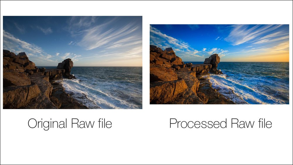 Lesson 16 – Post production and Raw Files - Here you will be introduced into your next stage of photographic excellence – The post production of images! We will look at how post processing programs such as Lightroom and Photoshop can enhance the look of your photography. You'll also be shown the benefits and when to be shooting in Raw and how to process one!