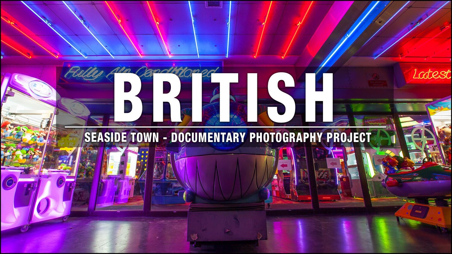 Documentary Photography – British Seaside Town – A Complete Project